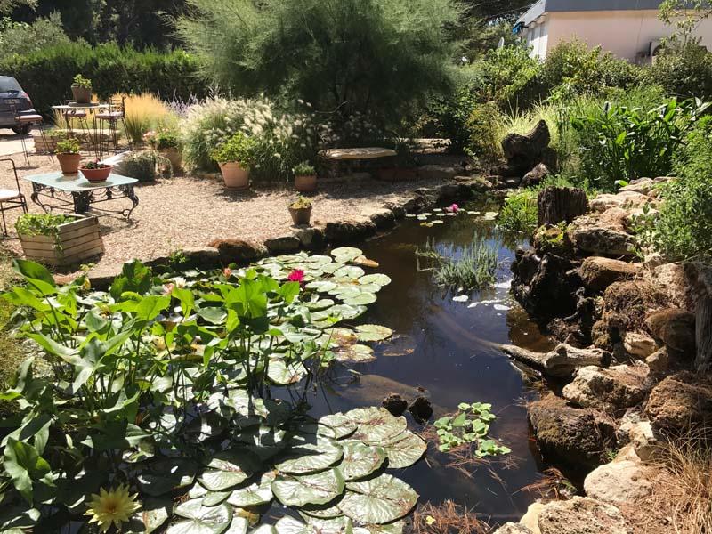 Paysagiste Pertuis - GramboisL\'épouvantail à Jardin à GRAMBOIS